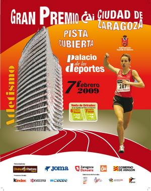 Gran Premio de Pista Cubierta en Zaragoza