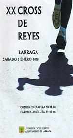 Cross de Reyes. Larraga