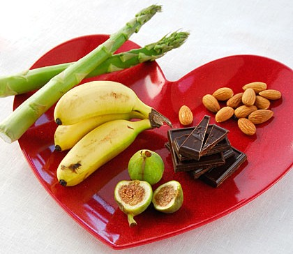 Para Enamorar: Alimentos Afrodisíacos